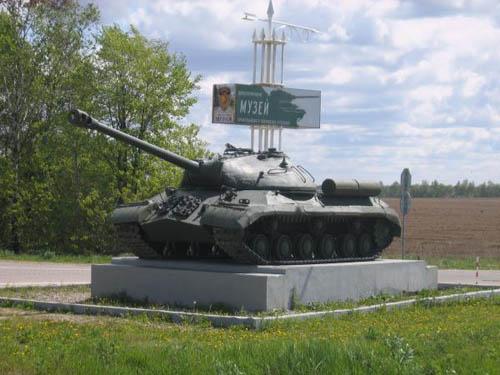 IS-3 Zware Tank kubinka