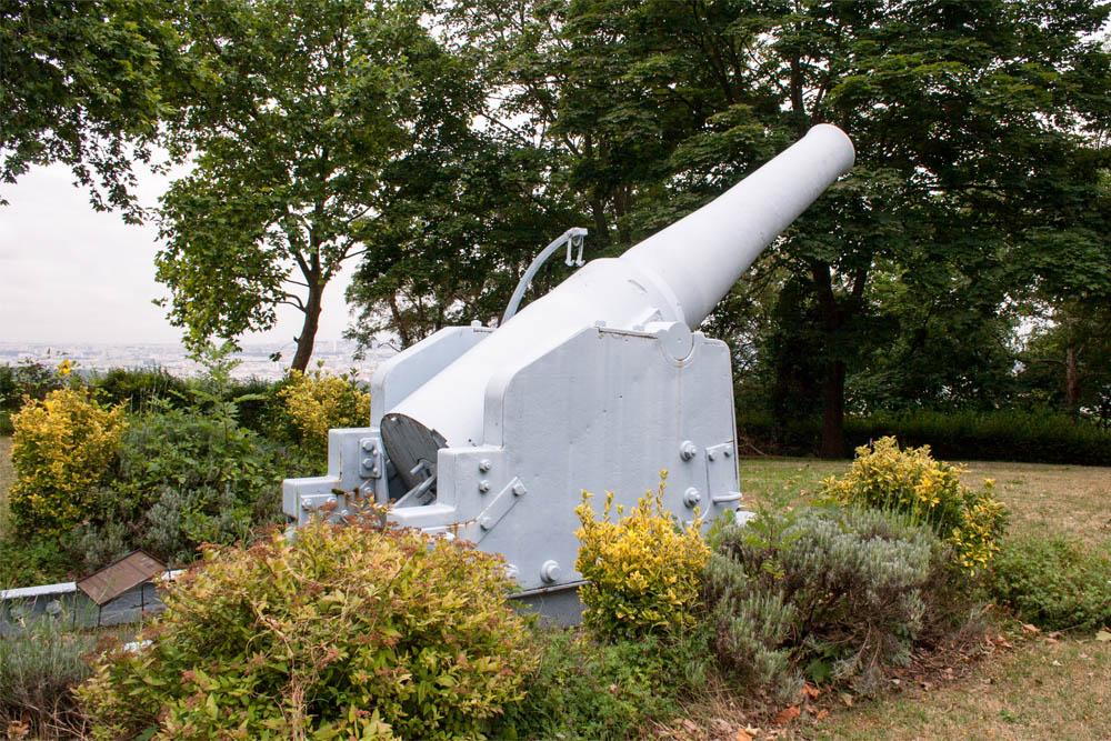 Canon de Marine de 24cm Mle 1864