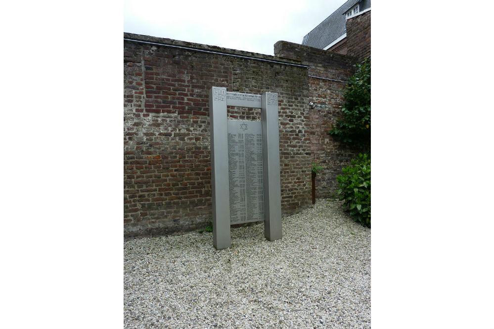 Jewish Memorial Roermond