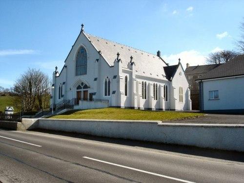 Oorlogsgraven van het Gemenebest Faughanvale Presbyterian Churchyard