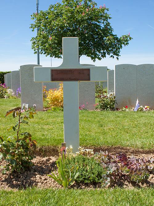 Franse Oorlogsgraven Bayeux