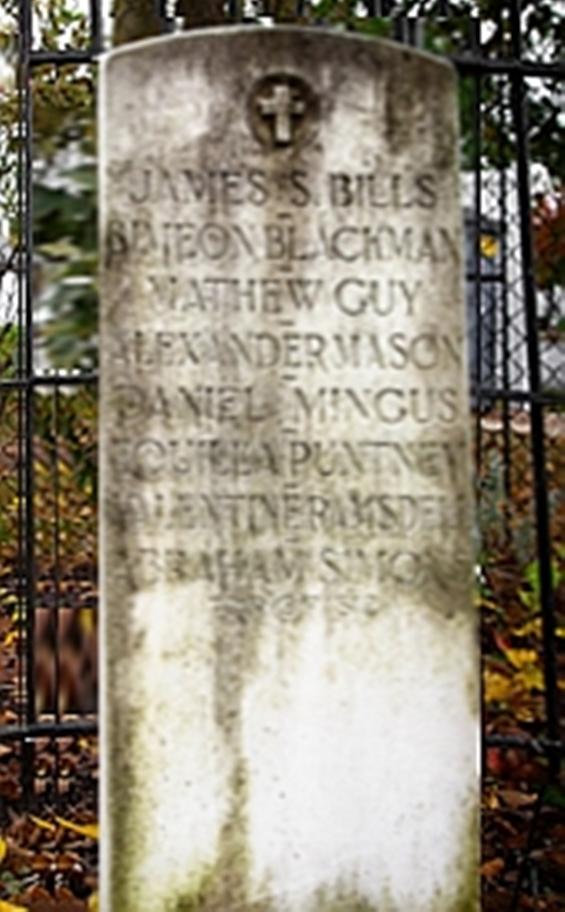 Begraafplaats Amerikaanse Doden
