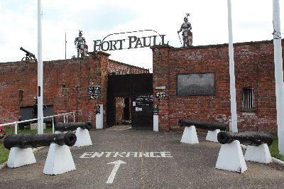 Fort Paull
