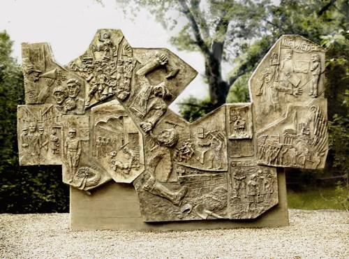 Monument Executies 4 Juli 1933