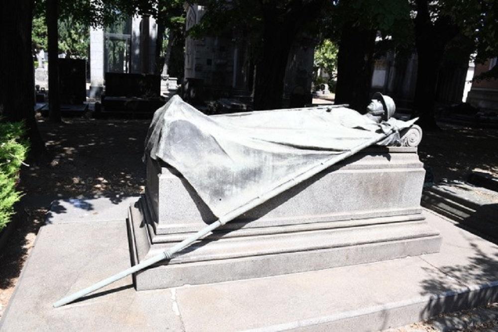 Monument Voor De Gevallenen In WO I Milaan