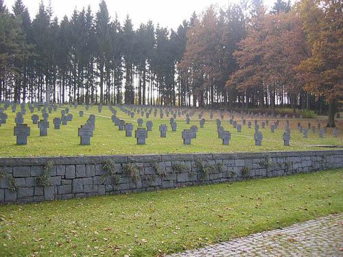 Internationale Oorlogsbegraafplaats Jaunitzbachtal