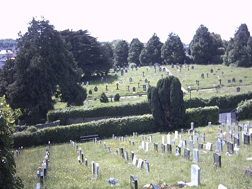 Commonwealth War Graves Paignton Cemetery