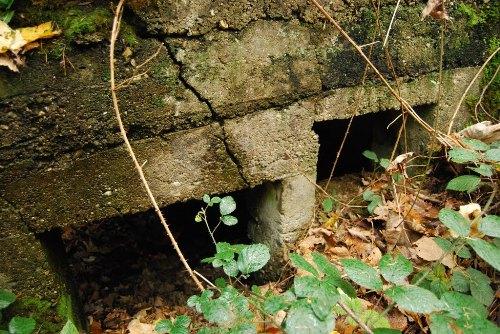 German Bunker Vijfwegenstraat