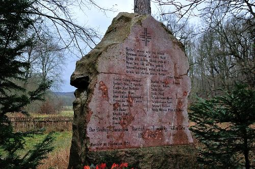 War Memorial Deutsche Turnverein Dornbach