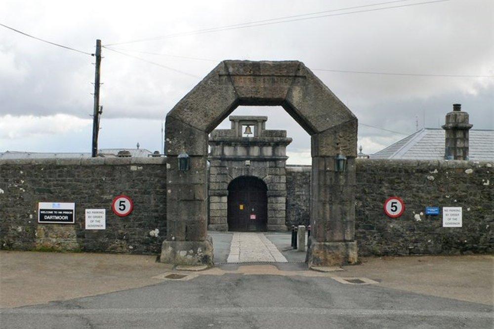 HMP Dartmoor - Princetown Prison