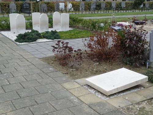Dutch Indies Memorial Protestant Cemetery Numansdorp