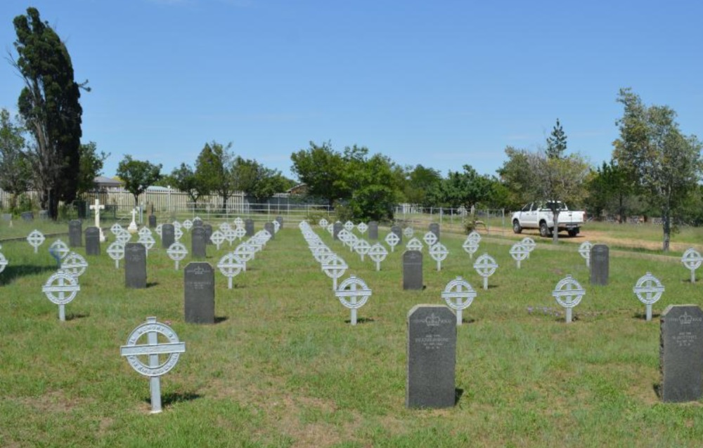 Commonwealth War Graves Harrismith Cemetery