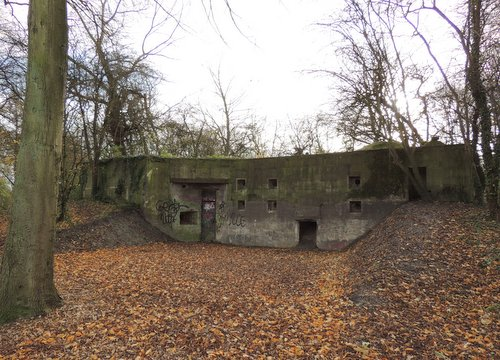 Bunker 7 Stützpunkt Brünhild 'Park Toorenvliedt'