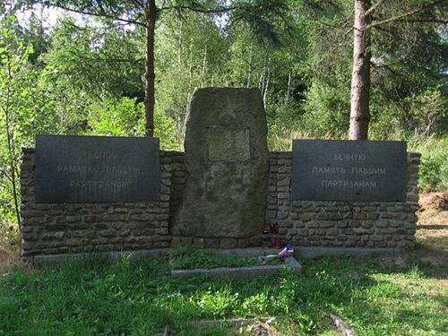 Partisan Memorial Hvozdany