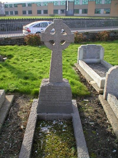 Oorlogsgraven van het Gemenebest St. Seiroil Churchyard