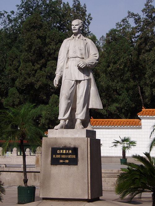 Norman Bethune Memorial