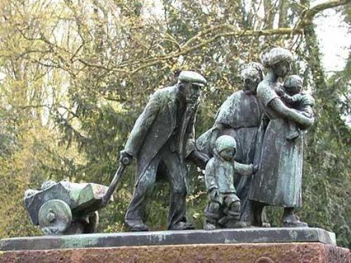 Vluchtelingen Monument Enschede