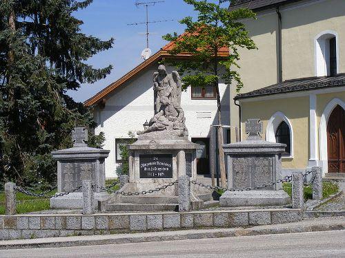 War Memorial Michaelnbach