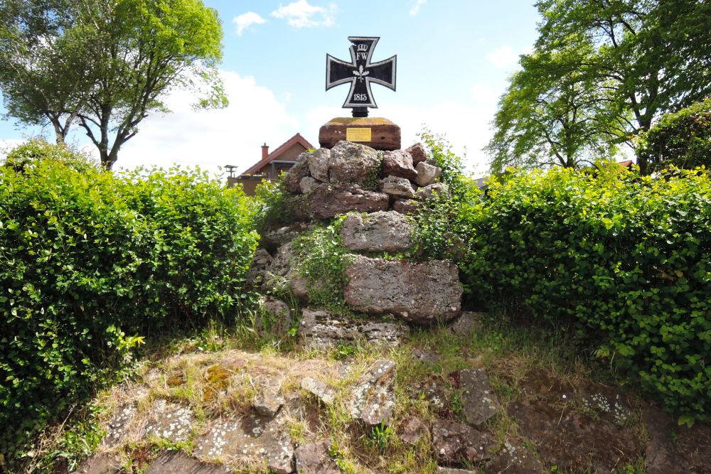 War Memorial Eisernes Kreuz