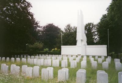 Monument Belgische Vliegeniers