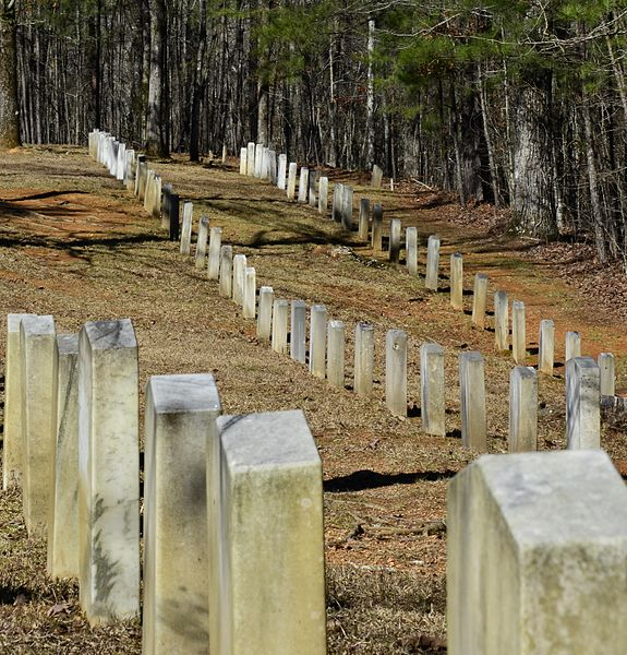 Confederate Cemetery Shelby Springs