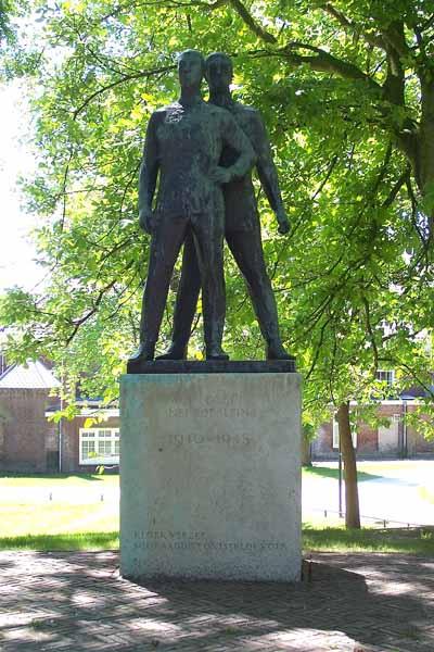 Resistance Memorial Leeuwarden