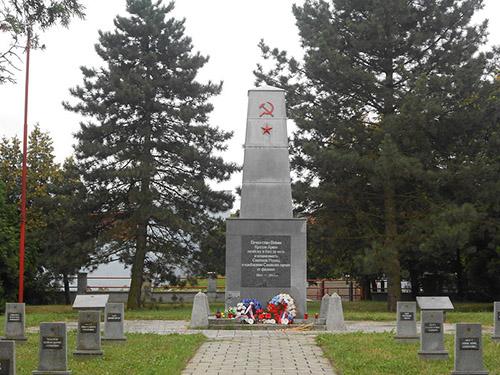 Soviet War Cemetery Hlucin
