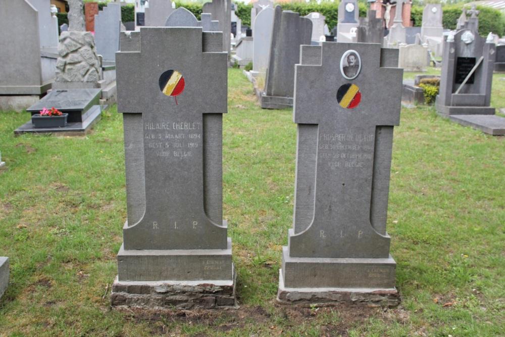 Belgian War Graves Maldegem Donk