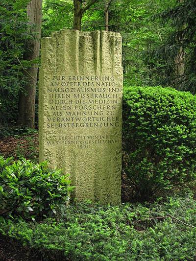 Euthanasia Memorial Munich