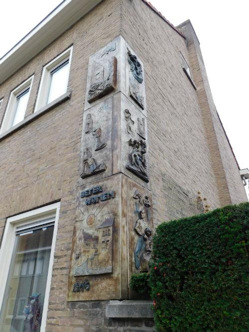 Monument De Oorlogsramp 1941-1942 Maastricht