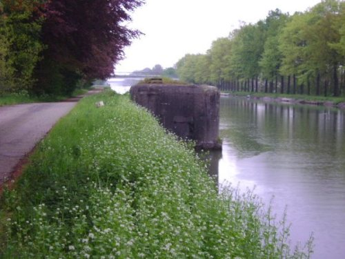 Kazemat Zuid-Willemsvaart Maasmechelen