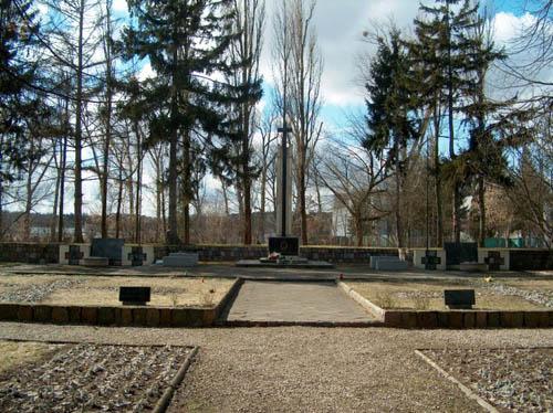 Polish War Cemetery Powsin