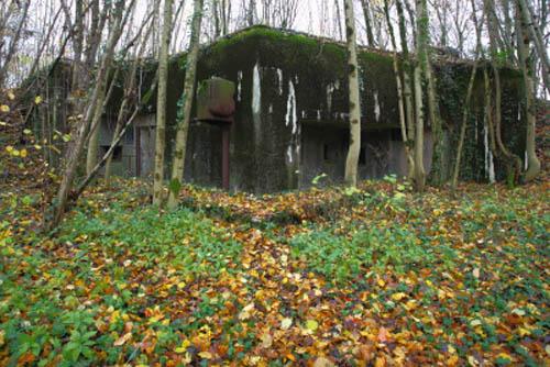 Maginot Line - Casemate du Bois-de-Beuveille