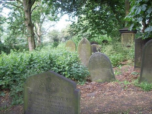 Oorlogsgraven van het Gemenebest All Saints Churchyard