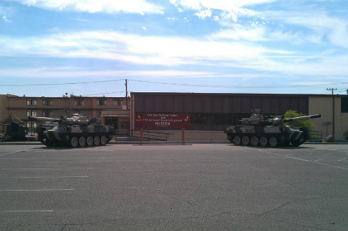 NTC & 11th Armored Cavalry Regiment Museum