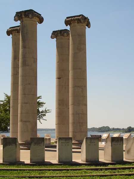 Monument Four Freedoms