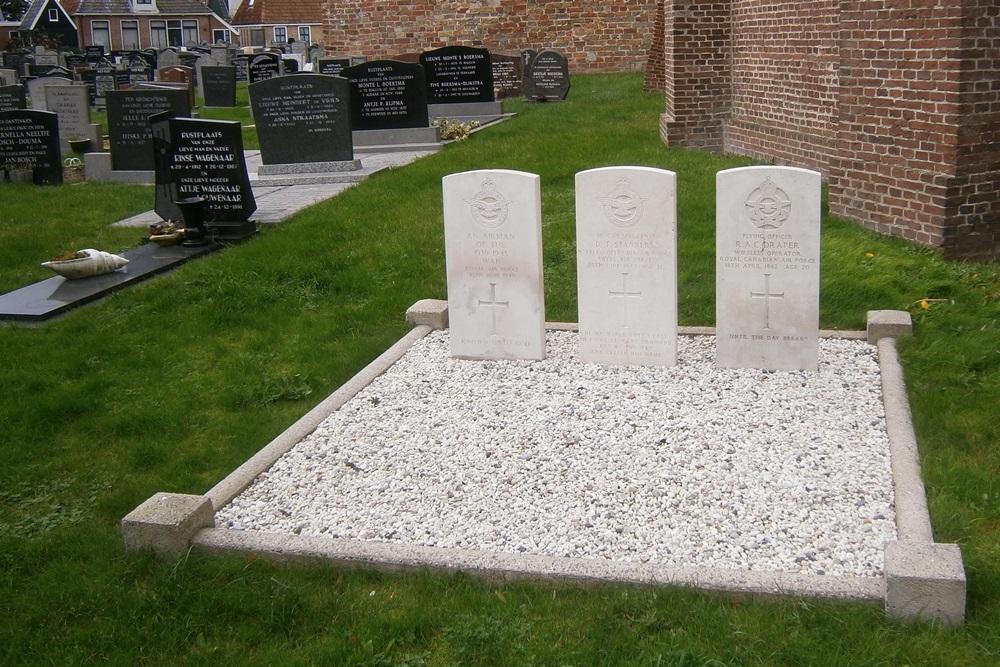Commonwealth War Graves Protestant Churchyard Hallum