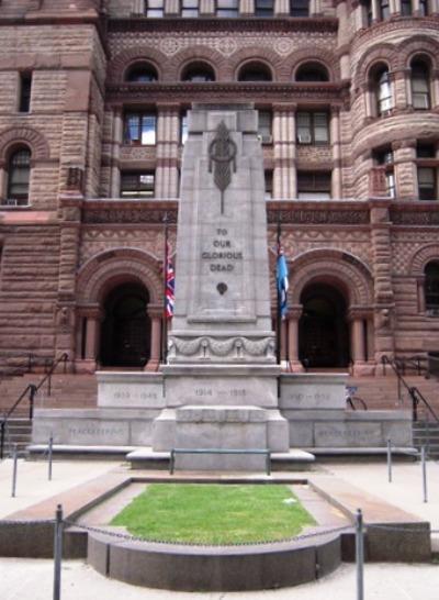Toronto Cenotaph