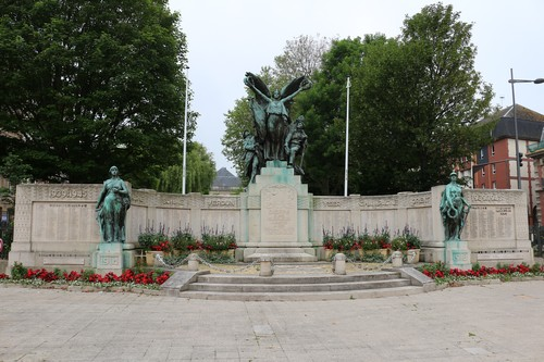 War Memorial Dieppe