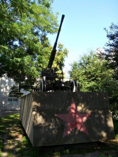 Memorial 15th AA Brigade Odessa