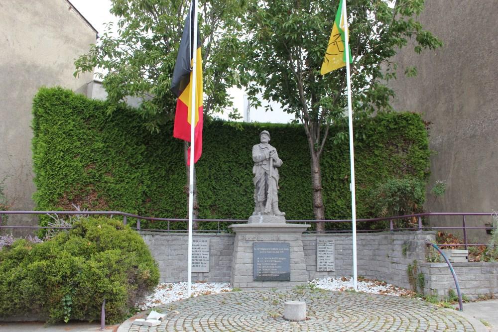 War Memorial Mont-Saint-Guibert