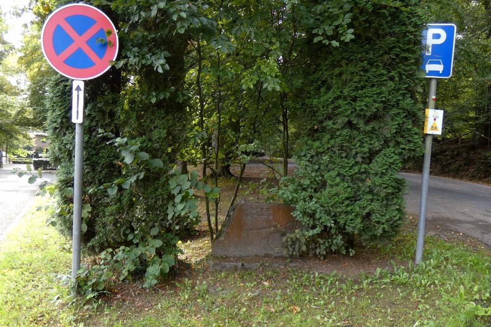 Battlefield Marker Eupen