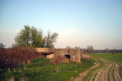 Oderstellung - Casemate No. 196