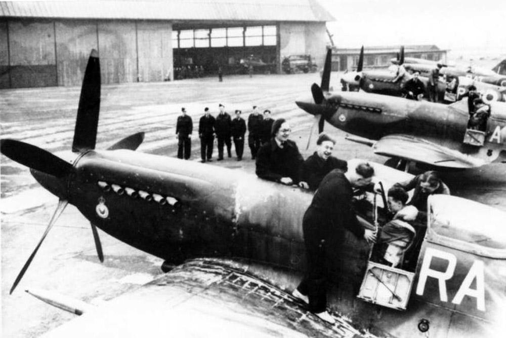 RAF Ringway (Manchester Airport)