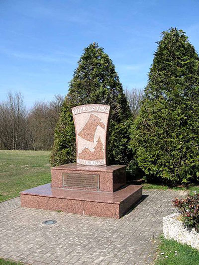 Monument U.S. 70th Infantry Division