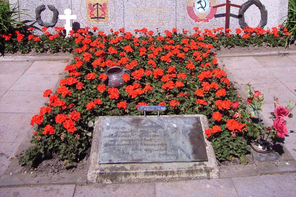 Memorial Stone Sjalwa Loladse