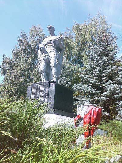 Mass Grave Soviet Soldiers Grynceve