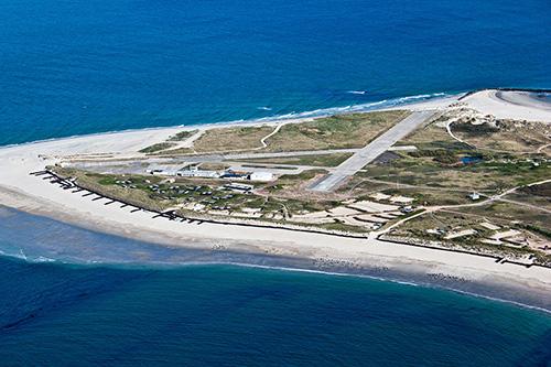Festung Helgoland - Flughafen Helgoland-Düne