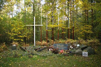 Mass Grave Victims National Socialism Zgierz (A)