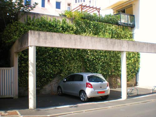 Duitse Magazijnbunker Rue de la Guignette